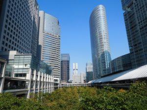 shinagawa-station-building